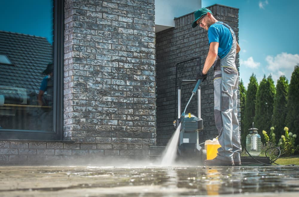 Power vs. Pressure Washing: What's the Difference?